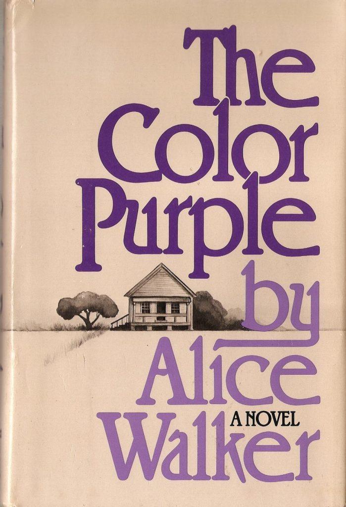 کتاب به رنگ ارغوان